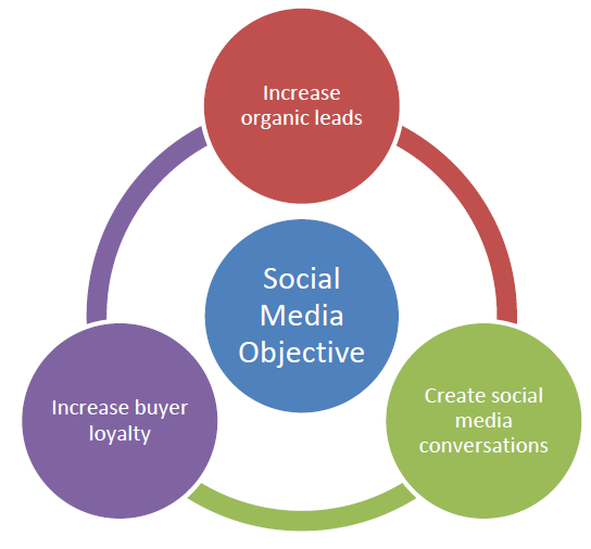 Social media objective for Soil media definition