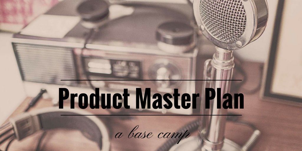 Product Master Plan